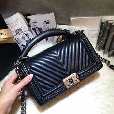 92d11fa48589 Chanel Leboy 25cm. Chanel BagsChanel ...