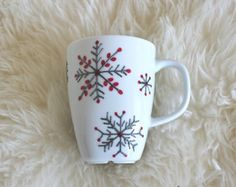 hand painted mugs ideas - Google Search
