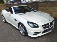 Mercedes-Benz SLK 250 CDI B/E Diesel Auto AMG Sport 2013(13) Pan Roof, Leather