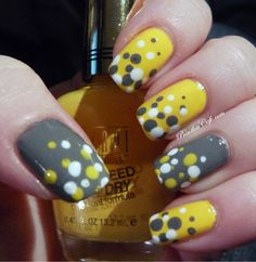 Pointless Cafe: Thrifty Thursday Starring Milani and a Polka Dot Mani!