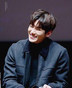Your smile #jichangwook