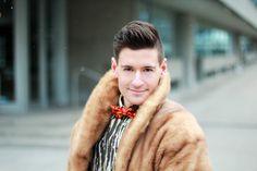 Perks Of Vintage Fur