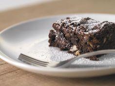 Low-Carb Brownie Recipe - Miracle Brownies