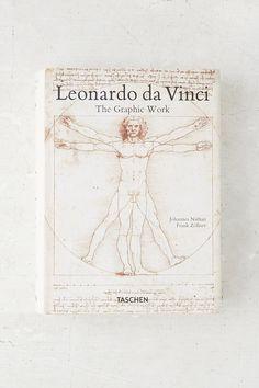 Leonardo da Vinci: The Graphic Work By Frank Zollner  & Johannes Nathan