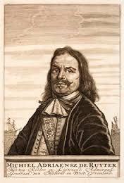 Afbeeldingsresultaat voor Michiel de Ruyter (1607-1676)