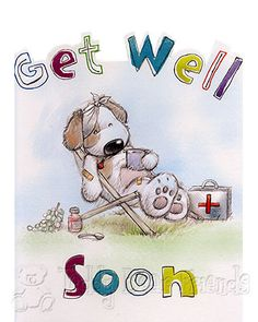 get-well-soon-dog.jpg (320×400)