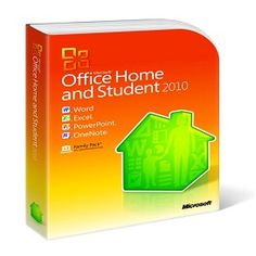 MS Office Home and Student 2010 is one of the best option for working generation who can manage their work home and one who is operating a small business remotely by making use of Microsoft Word 2010, Excel 2010, OneNote 2010, Microsoft Outlook 2010 and Microsoft PowerPoint 2010.