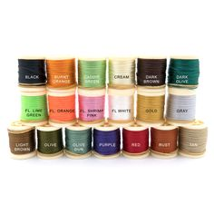 Details About Antron Yarn Hareline Fly Tying Wing Post Trailing Shuck Material 20 Colors