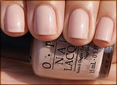 Suits my everyday work life - nude nail Samoan Sand