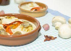 Bacalao al pil-pil de champiñones para #Mycook http://www.mycook.es/cocina/receta/bacalao-al-pil-pil-de-champinones