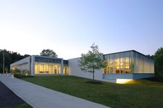 Completed in 2008 in New Castle, United States. Images by James D'Addio. Hockessin Public Library is a 15,000 square foot addition and renovation in New Castle, Delaware that includes a children's library, general...