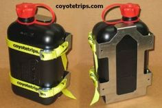 Motorcycle and ATV Spare Fuel Can