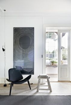 Flos | Parentesi Light | Carl Hansen & Son | CH07 Chair