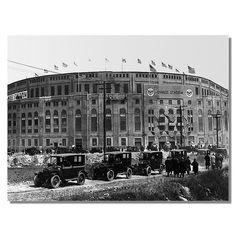 NYY+Opening+Day | Yankee Stadium opening day, 1923