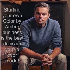 Heard from Leonardo today. Amber Color, Work From Home Jobs, Women Empowerment, Men Sweater, Female Empowerment, Men's Knits