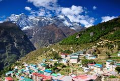 The Himalayas, be inspired…
