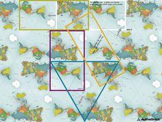 http://thepaintedpyramid.ca/blog Accurate World Map