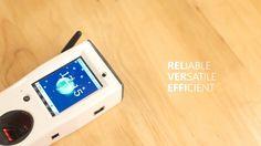 Biometrics Attendance System Bio-Track is a handheld biometric device. It runs on  GRPS, Wi-fi or LAN