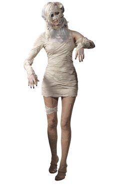 Women's Mummy Outfit