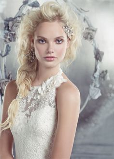 Bridal Gowns, Wedding Dresses by Alvina Valenta - Spring 2013 Collection - JLM Couture