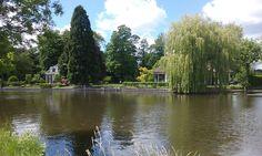 """River """"De Vecht"""" near Breukelen the Netherlands"""