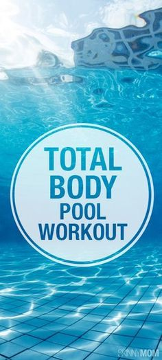 Here are 6 fabulous fitness exercises that you can do while you're in the pool! Check them out for your total body workout!Here are 6 fabulous fitness exercises that you can do while you're in the pool! Check them out for your total body workout! Fitness Workouts, Fitness Motivation, Tips Fitness, Lower Ab Workouts, Fitness Diet, Health Fitness, Water Workouts, Swim Workouts, Body Workouts