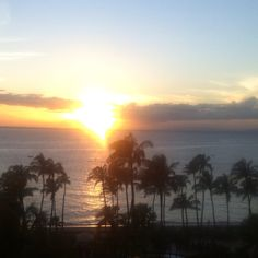 #view from #hotel, #Maui, #Hawaii
