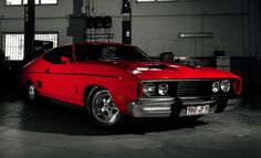 1977 Ford XC Coupe