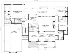 Stonehart Country Home Plan 055D-0675   House Plans and More