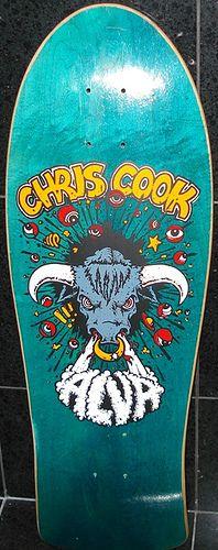 Alva - Chris Cook (1987) by sreptone e4fa3029211