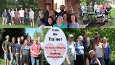 Let how to teach permaculture from two people who have made it their life's work. From learning to teach workshops to the full PDC course, it's all covered. Permaculture Design Course, Train The Trainer, Teaching Skills, Online Registration, All Covers, Learning Styles, Mini Sessions, Felt Hearts, Ted Talks