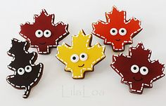 MOST adorable leaves ever :)