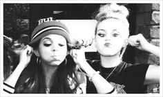 Jade and Perrie , Little Mix , Silly Faces