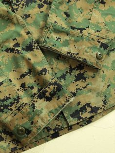 【L~XL】80's VINTAGE USMC デザートカモ ミリタリー ジャケット コットン 迷彩  http://littletree-usa.com/products/detail.php?product_id=2273