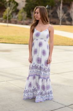 Beyond Love Maxi Dress