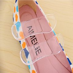 6 pair/lot  Silicone Gel Heel  Liner Foot Care Shoe Pads transparent slip-resistant Protector invisible Cushion Insole P11