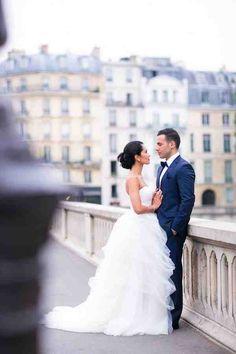 Are you ready to elope in Paris yet? Photographer: Le Secret d'Audrey