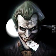 JOKER by Kurokosyou Joker Pictures, Joker Photos, Comic Pictures, Joker Card Tattoo, Batman Tattoo, Der Joker, Joker Art, Watch The World Burn, Joker Wallpapers