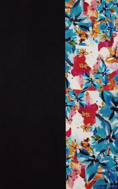 Peggy Floral-Print Pencil Skirt by Tanya Taylor - Moda Operandi