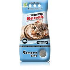 Żwirek Benek Super Compact