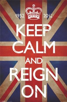 Keep Calm & Reign On - Keep Calm and Carry On