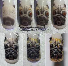 МК ( Пошаговые уроки дизайна ногтей ) – 145 фотографий | ВКонтакте