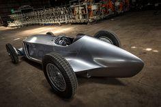 Infiniti Prototype 9 Concept Breaks Cover Ahead Of Pebble Beach