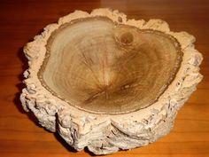 Taça (Diâmetro 24cm) - Sobreiro (Torneado por Alberto Freire)