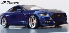 1:18 Mustang GT 500 2015 TUNING JP Tuners