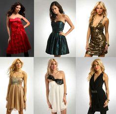 Patrones de vestidos de fiesta: Ideas
