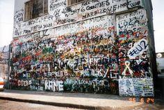 The U2 Wall, Windmill Lane, Dublin, Ireland © Matt McGee | Flickr
