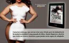 """Las 'curvas' de Cameron eran un problema """"Las curvas del amor"""" #Bestseller #DiaDelLibro -->"""