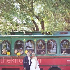 Vintage Trolley Transportation