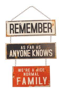 Remeber as Far as Anyone Knows....
